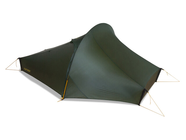 Nordisk Telemark 1 Ultra Light Weigt Tenda verde